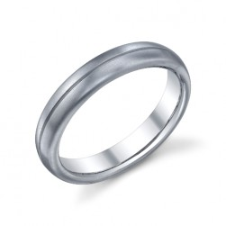 273392 Christian Bauer 14 Karat Wedding Ring / Band