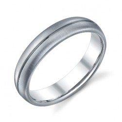 273419 Christian Bauer Platinum Wedding Ring / Band