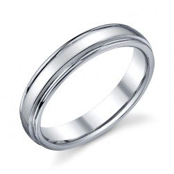 273399 Christian Bauer 18 Karat Wedding Ring / Band