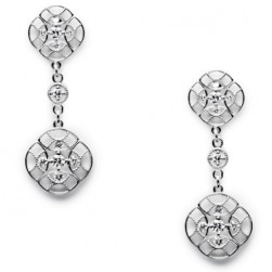 Tacori Diamond Earrings Platinum Fine Jewelry FE619