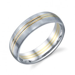 273762 Christian Bauer 18 Karat Wedding Ring / Band