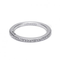 Tacori 18 Karat Simply Tacori Wedding Band 2630BSM