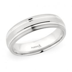 274303 Christian Bauer 18 Karat Wedding Ring / Band