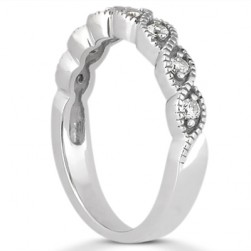 Taryn Collection 14 Karat Wedding Ring TQD B-9071