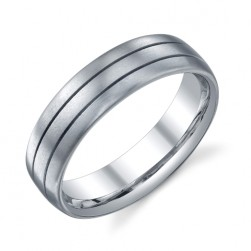 273850 Christian Bauer 18 Karat Wedding Ring / Band
