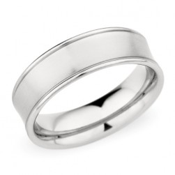 274297 Christian Bauer 18 Karat Wedding Ring / Band
