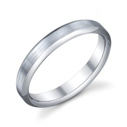 273891 Christian Bauer Platinum Wedding Ring / Band