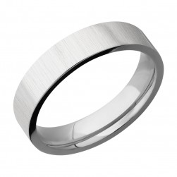 Lashbrook 5FR Titanium Wedding Ring or Band
