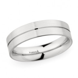 274274 Christian Bauer 18 Karat Wedding Ring / Band