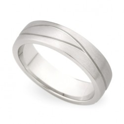 274191 Christian Bauer 14 Karat Wedding Ring / Band