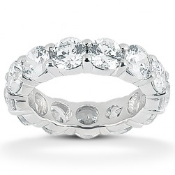 Taryn Collection Platinum Wedding/ Eternity Ring TQD 7 3 001