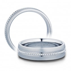 Verragio Platinum Wedding Band MV-6N02