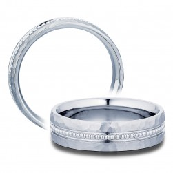 Verragio Platinum Wedding Band MV-6N02HM