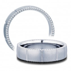 Verragio Platinum Wedding Band MV-6N10