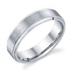 273860 Christian Bauer Platinum Wedding Ring / Band