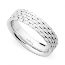 274259 Christian Bauer Platinum Wedding Ring / Band