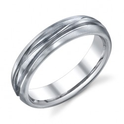 274139 Christian Bauer Platinum Wedding Ring / Band