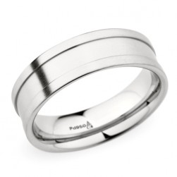 274299 Christian Bauer Platinum Wedding Ring / Band