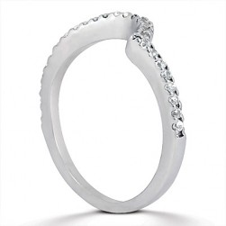 Taryn Collection 18 Karat Wedding Ring TQD B-7921