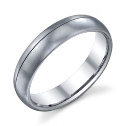 273889 Christian Bauer Platinum Wedding Ring / Band