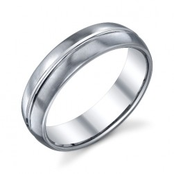 272889 Christian Bauer Platinum Wedding Ring / Band