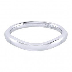 Gabriel 14 Karat Perfect Match Wedding Band WB001AW4JJJ