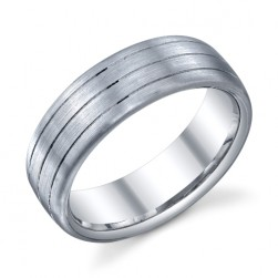 274026 Christian Bauer Platinum Wedding Ring / Band