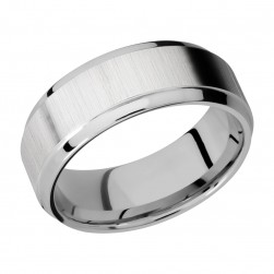 Lashbrook 8B(S) Titanium Wedding Ring or Band