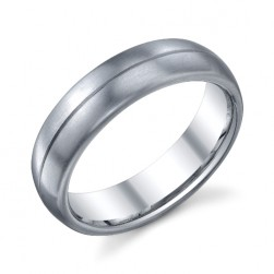 273393 Christian Bauer Platinum Wedding Ring / Band