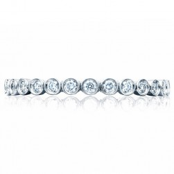 Tacori 200-2ET 18 Karat Sculpted Crescent Wedding Ring