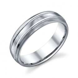 273011 Christian Bauer Platinum Wedding Ring / Band