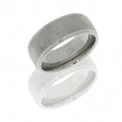 Lashbrook 9HRRC TBB Titanium Wedding Ring or Band