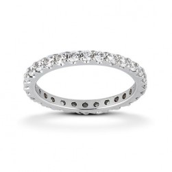 Eternity Diamond Band 18 Karat Taryn Collection TQD 6-1-474
