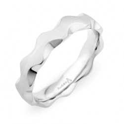 274282 Christian Bauer 18 Karat Wedding Ring / Band