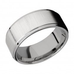Lashbrook 9FGE Titanium Wedding Ring or Band