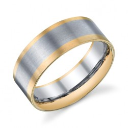 273882 Christian Bauer 18 Karat Wedding Ring / Band