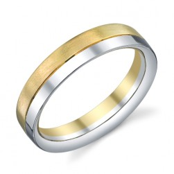 274040 Christian Bauer 14 Karat Wedding Ring / Band