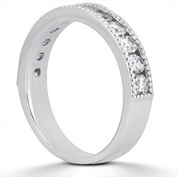Taryn Collection 14 Karat Wedding Ring TQD B-8751