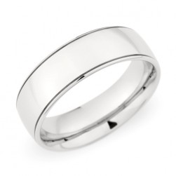 274271 Christian Bauer Platinum Wedding Ring / Band