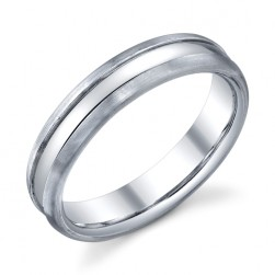 273974 Christian Bauer Platinum Wedding Ring / Band
