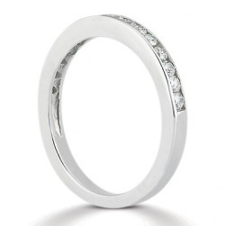 Taryn Collection 18 Karat Wedding Ring TQD B-2371