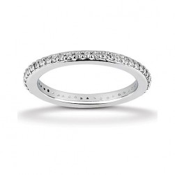 Eternity Diamond Band 18 Karat Taryn Collection TQD 6-1-054