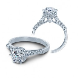 Verragio Renaissance-938R7 14 Karat Diamond Engagement Ring