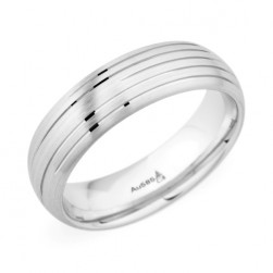 274244 Christian Bauer Platinum Wedding Ring / Band