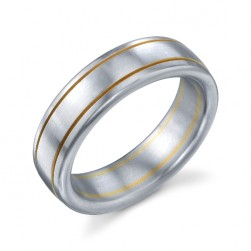 272962 Christian Bauer 14 Karat Wedding Ring / Band