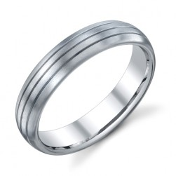 274153 Christian Bauer 18 Karat Wedding Ring / Band