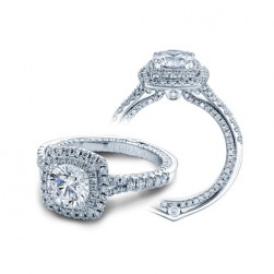 Verragio Couture-0425DCU 18 Karat Engagement Ring