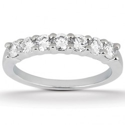 Taryn Collection 18 Karat Wedding Ring TQD B-7301