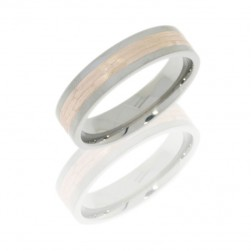 Lashbrook 6LC/RG THB Titanium Wedding Ring or Band
