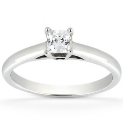 Taryn Collection Platinum Diamond Engagement Ring TQD 0496